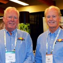 Gills Onions - Steve & David Gill at PMA Foodservice 2015